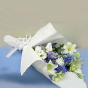ペットちゃんのお供えの花