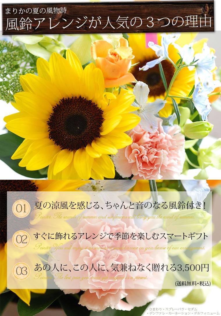 ひまわり 向日葵 ギフト